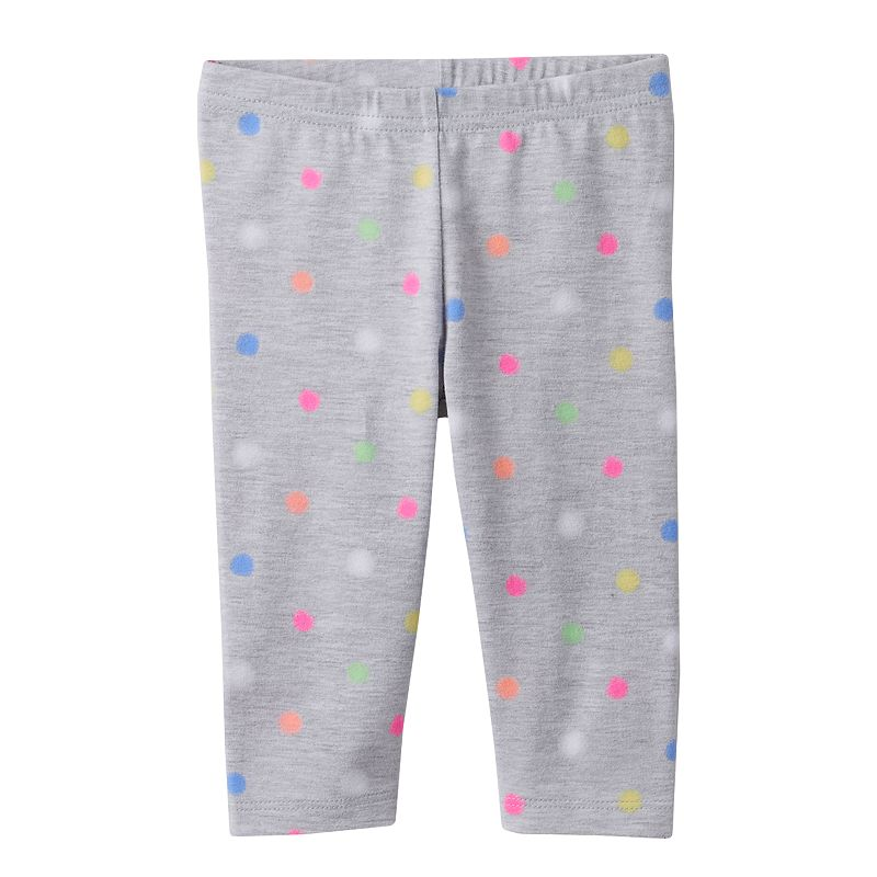 Jumping Beans® Baby Girl Print Leggings