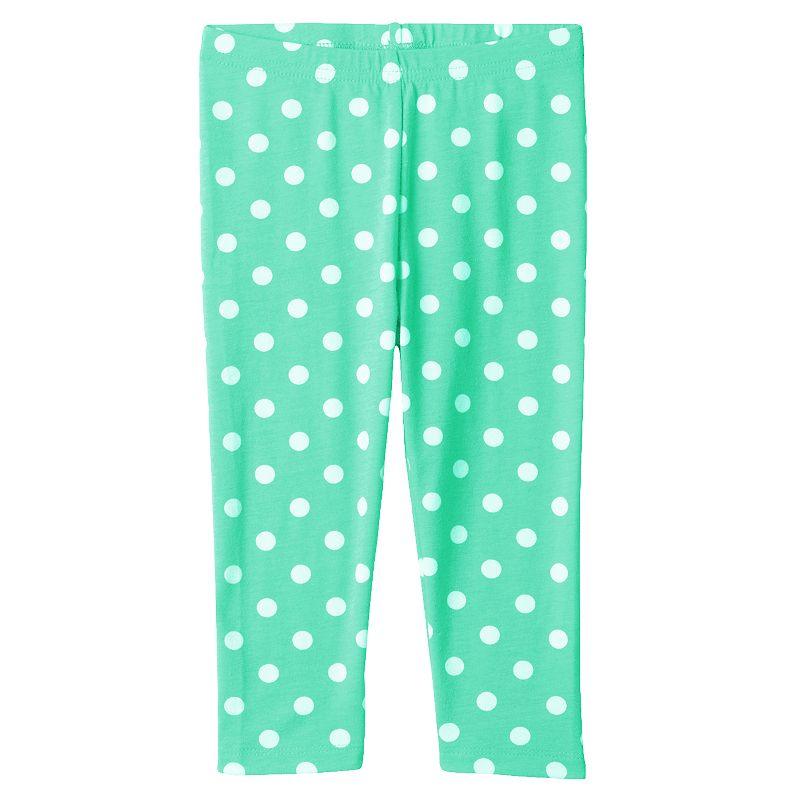 Jumping Beans® Baby Girl Print Leggings