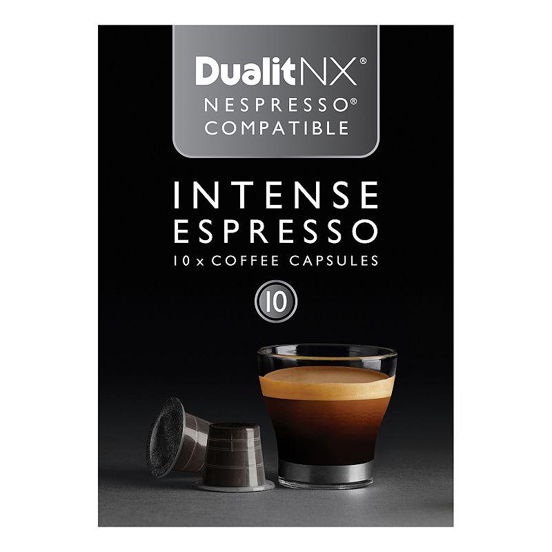 Dualit NX Coffee Intense Espresso Capsules - 10-pk.