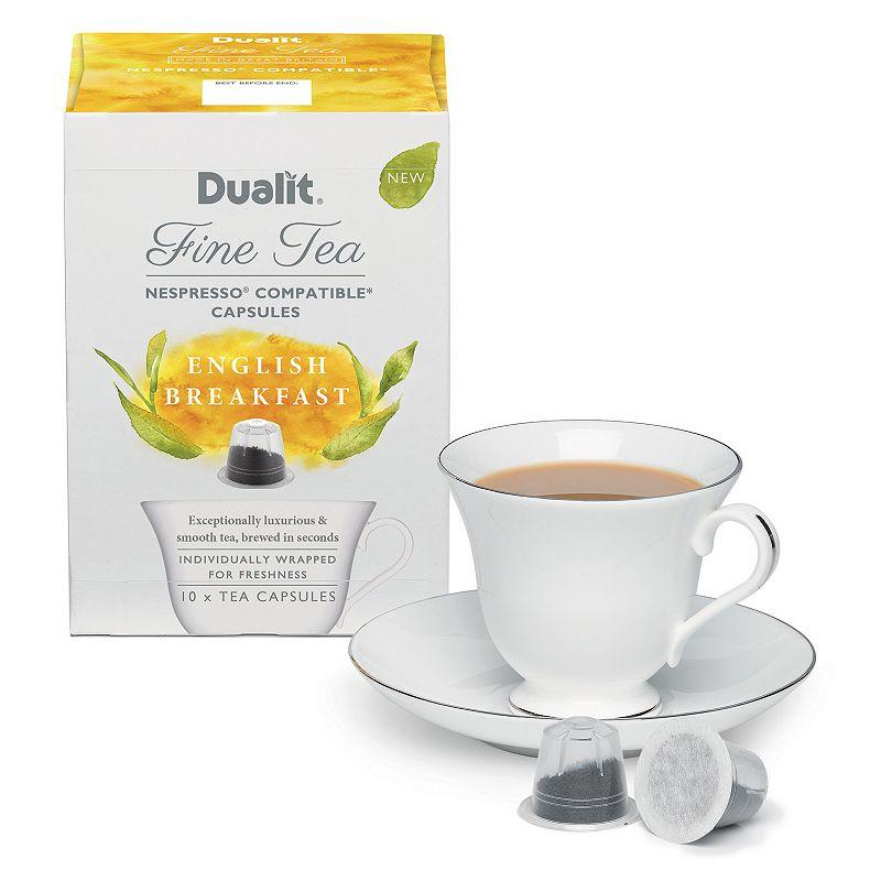 Dualit Fine Tea English Breakfast Tea Capsules - 10-pk.