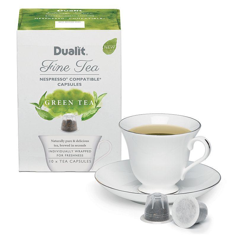 Dualit Fine Tea Green Tea Capsules - 10-pk.