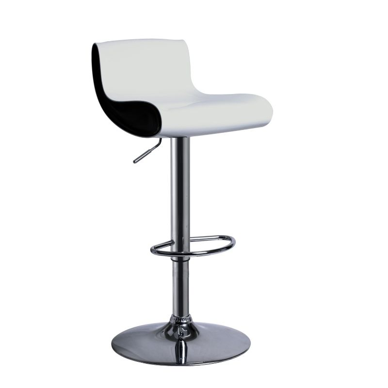 White Plastic Bar Stool Kohl S