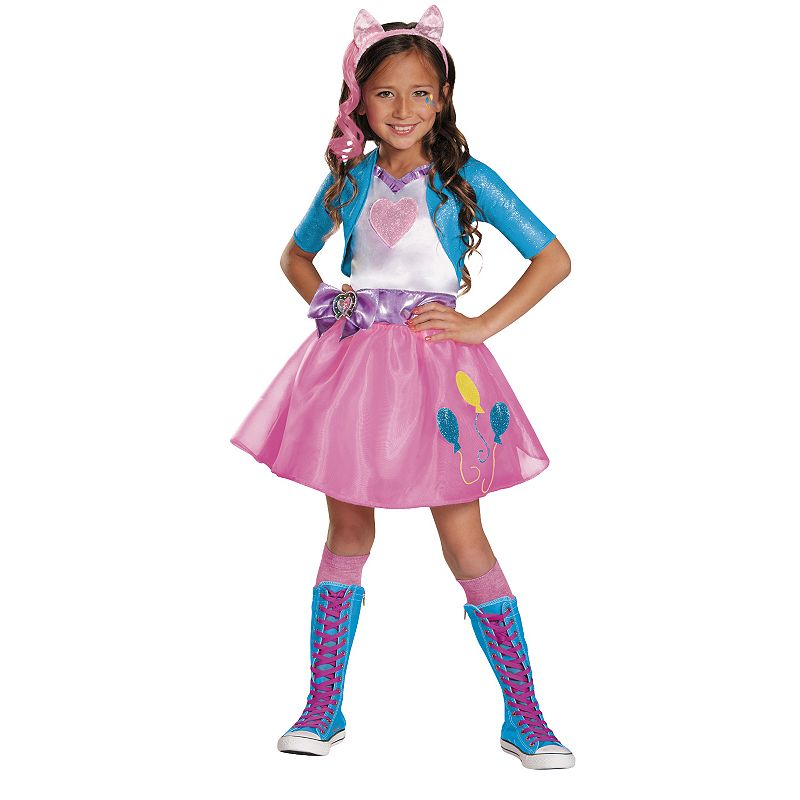 My Little Pony Pinkie Pie Costume - Girls