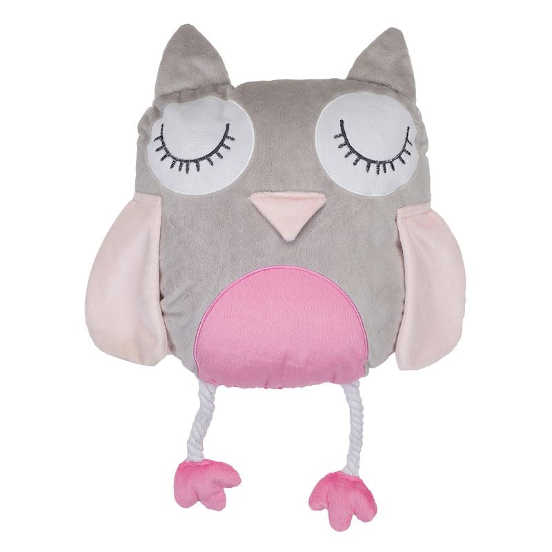 Daniella Owl Throw Pillow DealTrend