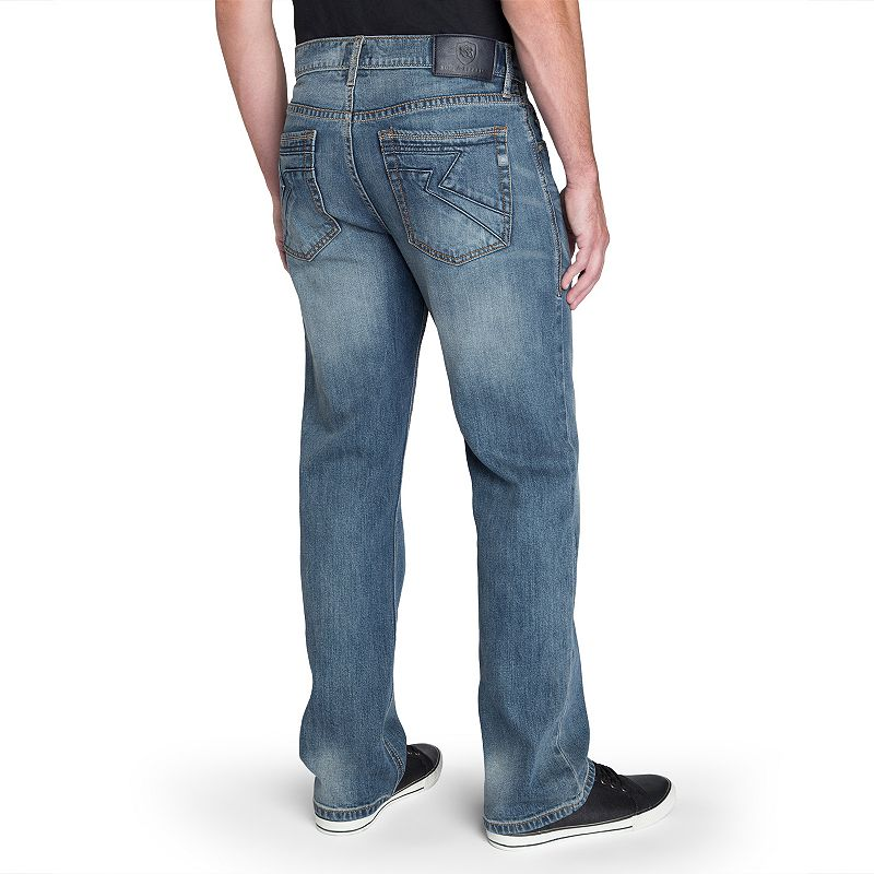 Men's Rock & Republic® Straight Relaxed-Fit Jeans