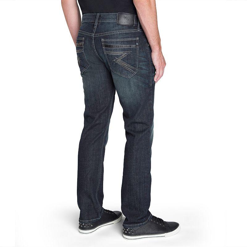 Men's Rock & Republic® Straight Slim-Fit Jeans