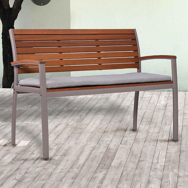 Magar Outdoor Bench