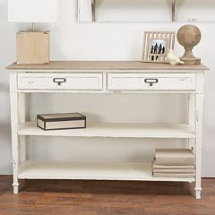 Baxton Studio Dauphine French Accent Console Table by