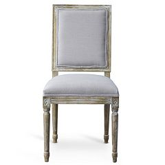 Baxton Studio Clairette French Accent Chair  by