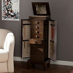 Capley Jewelry Armoire by