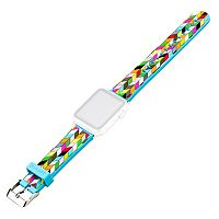 French Bull Apple Watch Accessory Wristband - Condensed Ziggy