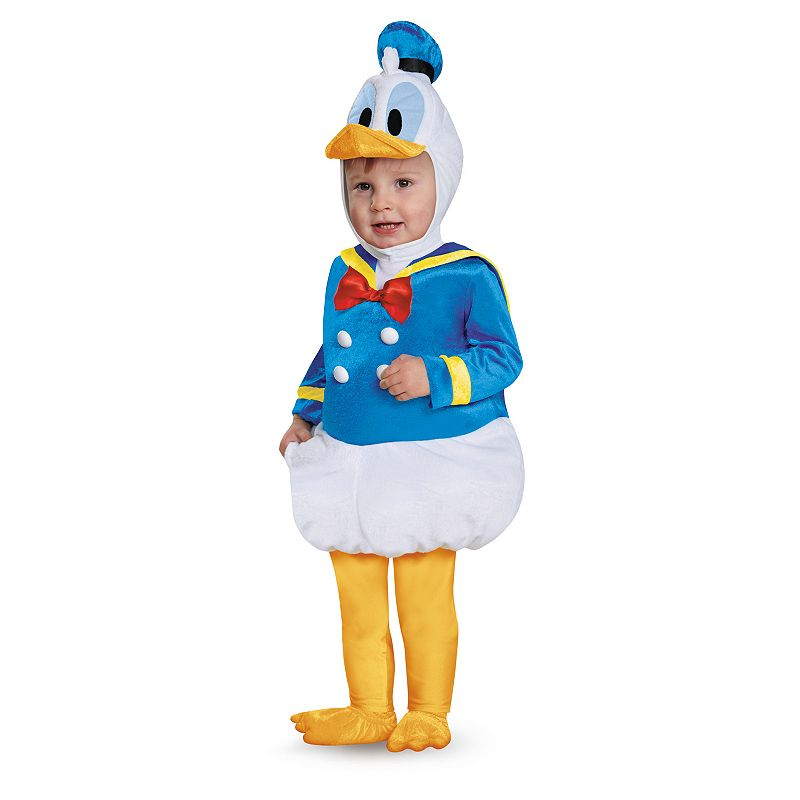 Disney's Mickey Mouse & Friends Donald Duck Costume - Baby