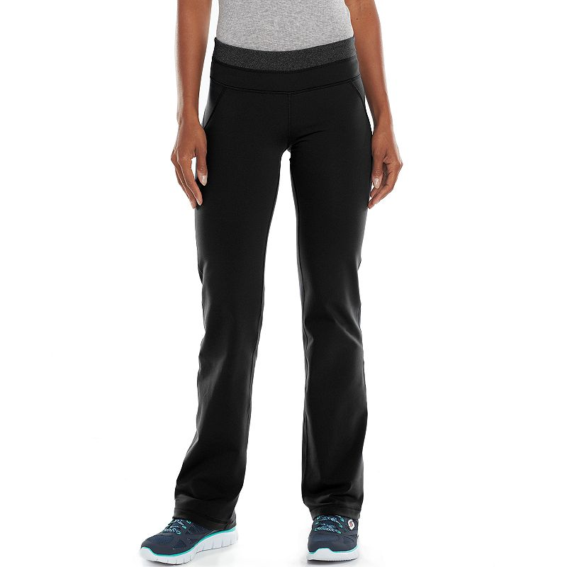Tek Gear® Shapewear Bootcut Workout Pants - Women's