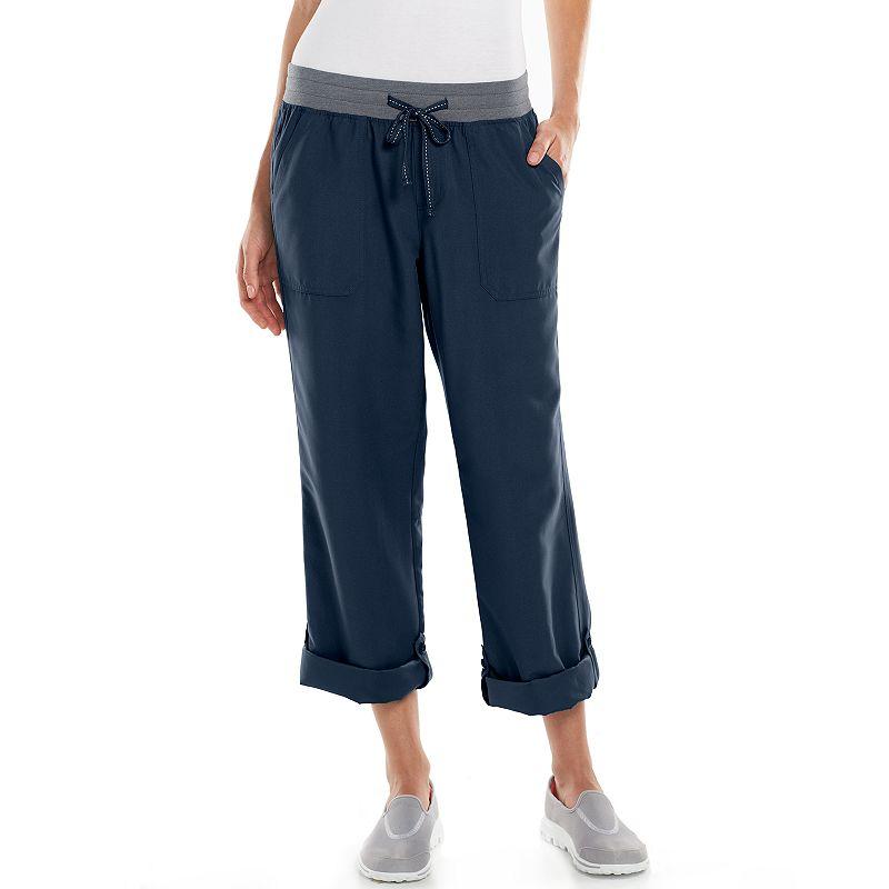 Women's Tek Gear® Convertible Woven Hiking Pants