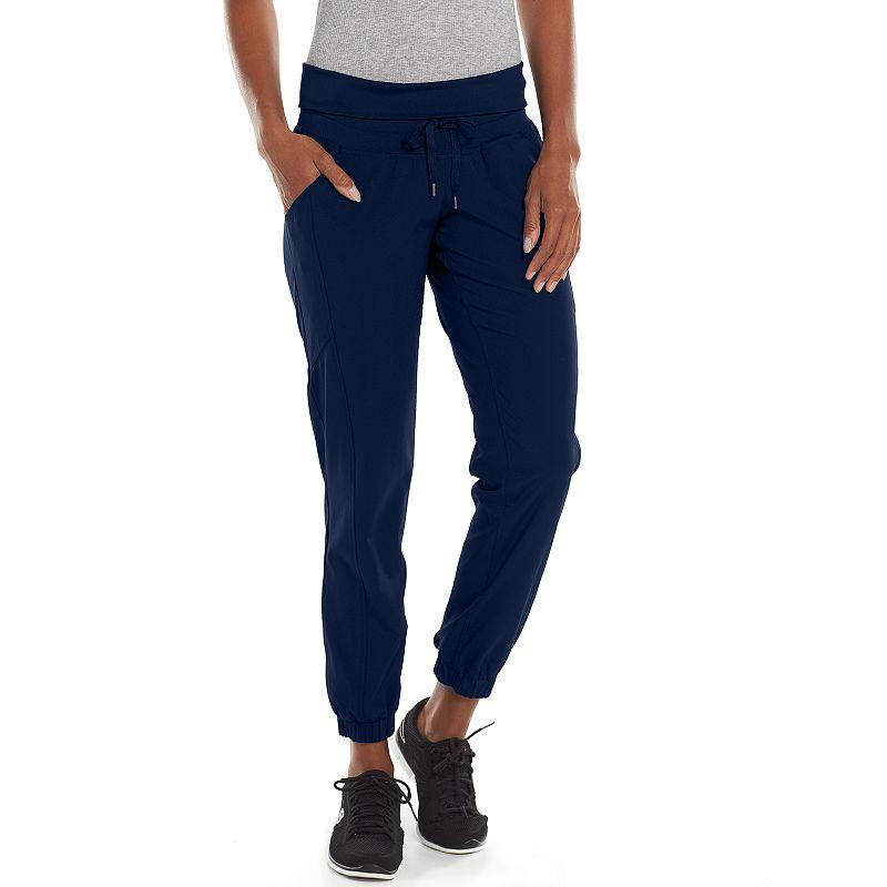 Women's Tek Gear® On the Go Banded-Bottom Pants