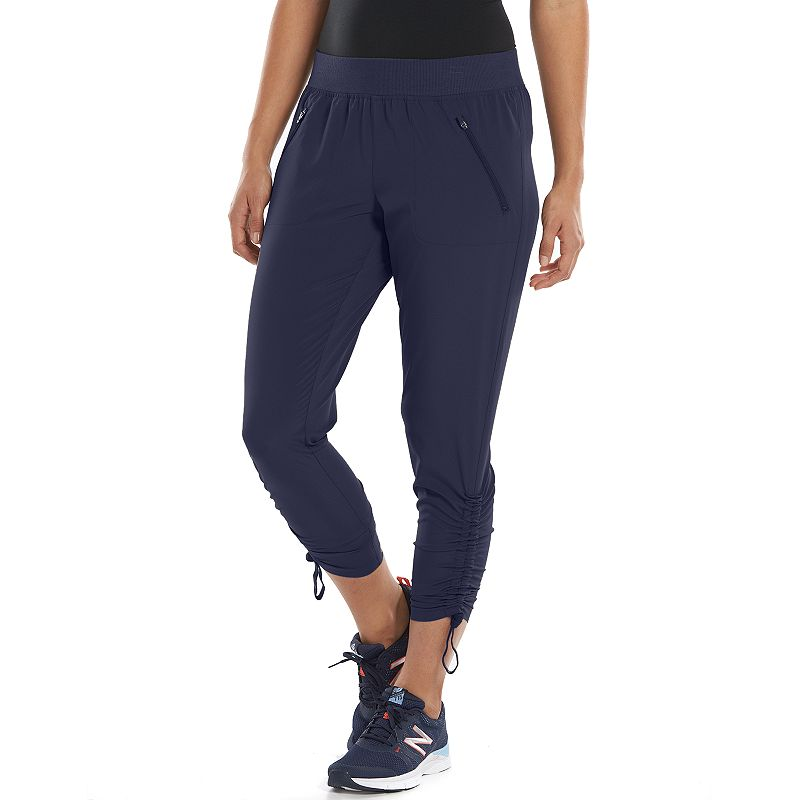 Women's Tek Gear® On the Go Convertible Capris