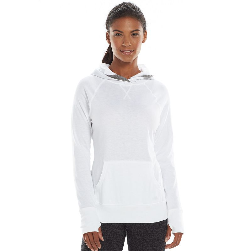 Women's Tek Gear® Raglan Workout Hoodie
