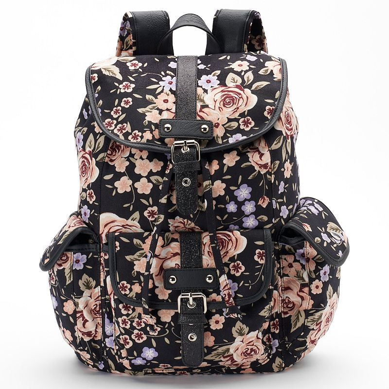 Candie's® Abigail Floral Backpack