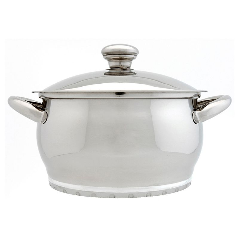 BergHOFF Cosmo 3-qt. Stainless Steel Casserole Dish