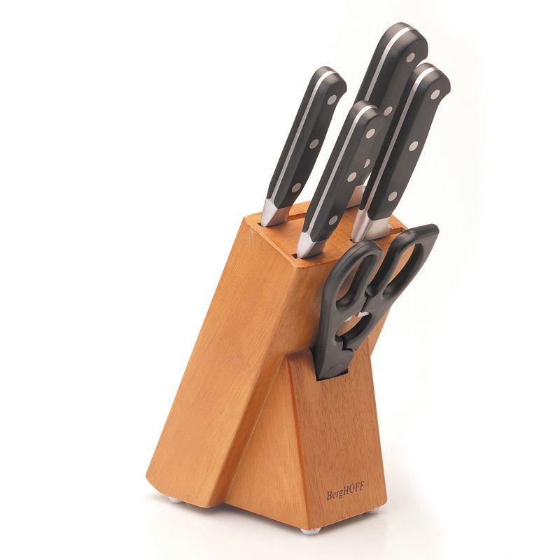 BergHOFF 6-pc. Knife Block Set