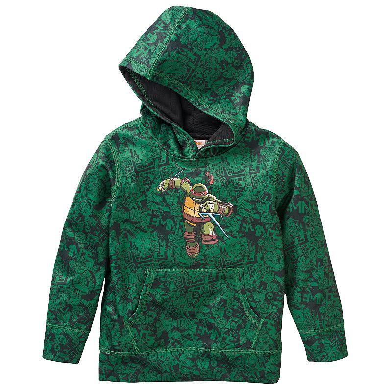 Teenage Mutant Ninja Turtles Raphael Hoodie - Boys 4-7
