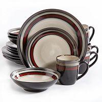 Gibson Elite Lewisville 16-pc. Dinnerware Set