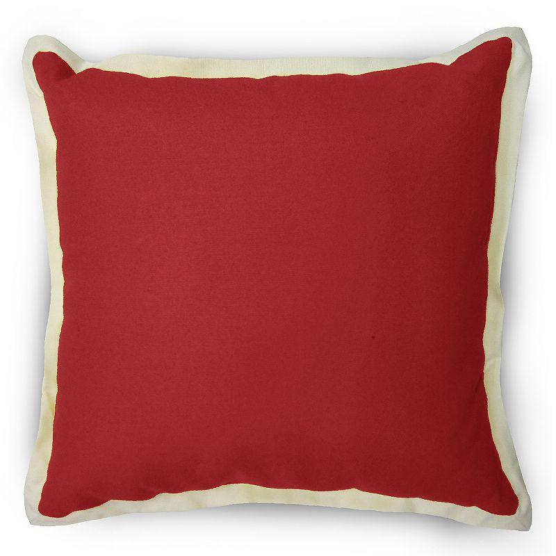 Decorative Pillows From Kohls : 20x20 Turquoise Decorative Pillow Kohl s