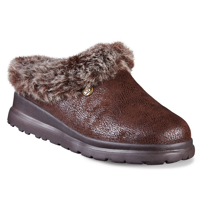 Skechers BOBS Cherish Snow Bunny Women's Slippers
