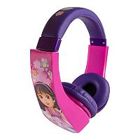 Kids Dora the Explorer Headphones by Sakar