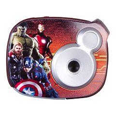 Marvel Avengers 2.1MP Digital Camera by Sakar