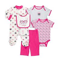 Baby Gear Sleep & Play Set - Baby Girl
