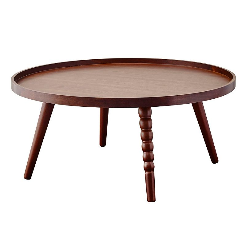 Brown adesso table kohl 39 s for Table design using jsp