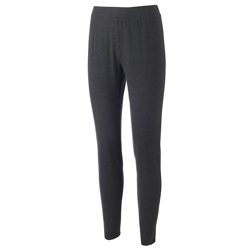 Croft & Barrow® Solid Leggings - Women's
