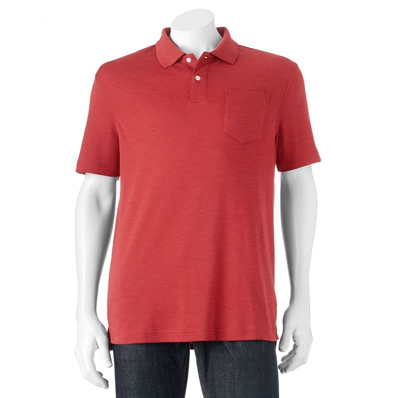 Men's Croft & Barrow Tailored-Fit Polo