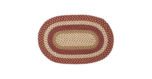 Colonial Mills Country Kitchen Braided Rug