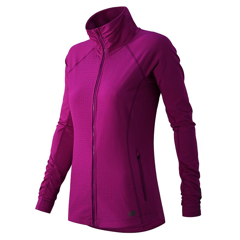Women's New Balance Petal Performance En Route Workout Jacket