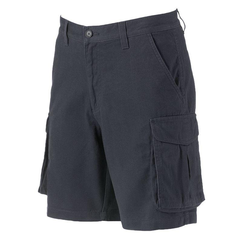 Big & Tall Croft & Barrow® Classic Cargo Shorts