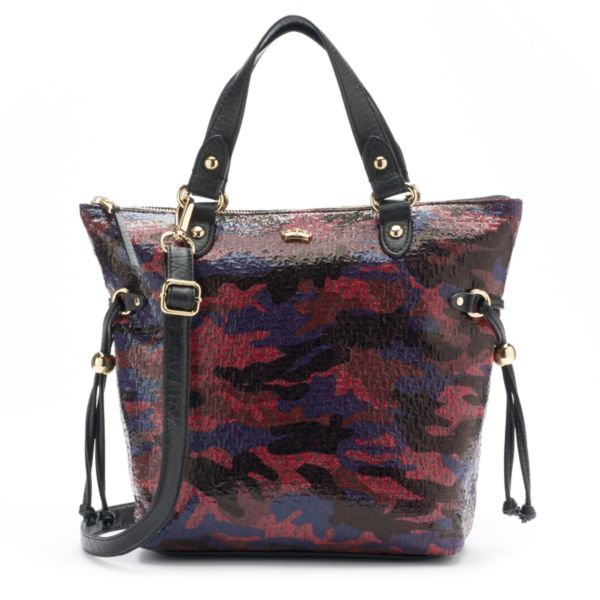 Juicy Couture Camo Sport Mini Tote