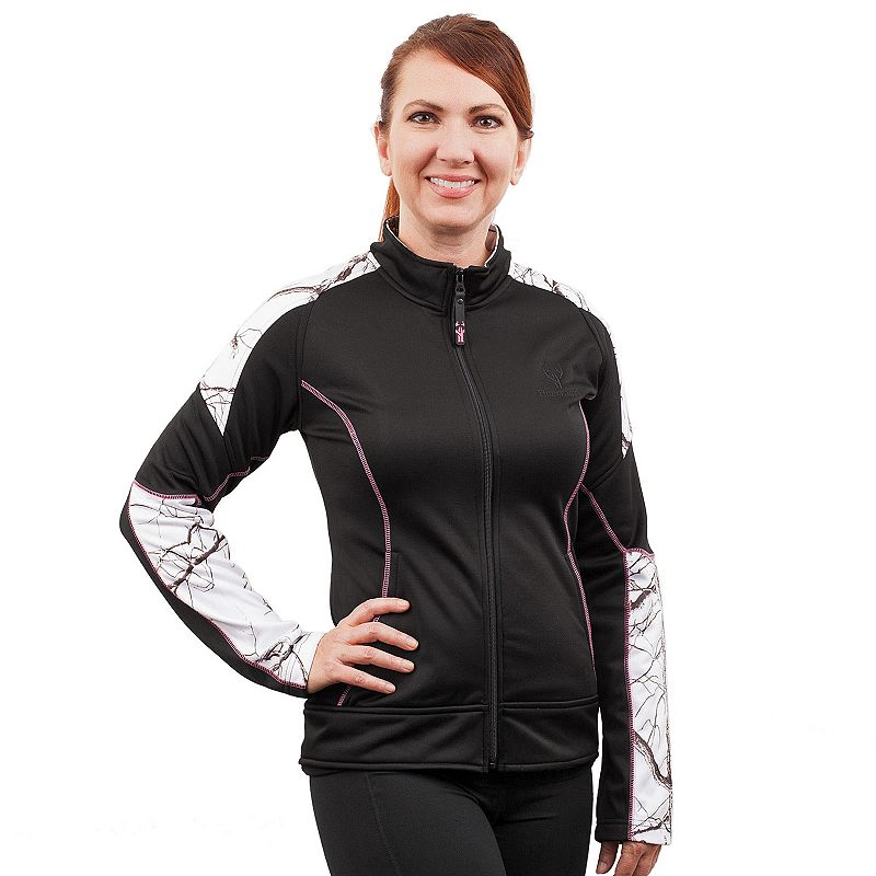 Women's Huntworth Lifestyle Active Fleece Hiking Jacket