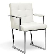 Baxton Studio Collins Accent Chair by