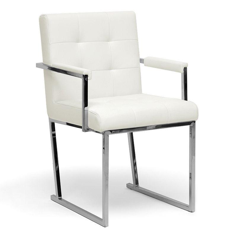 Baxton Studio Collins Accent Chair