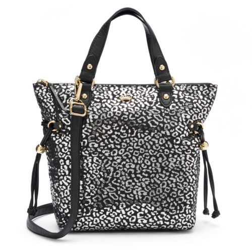 Juicy Couture Sport Leopard Mini Tote