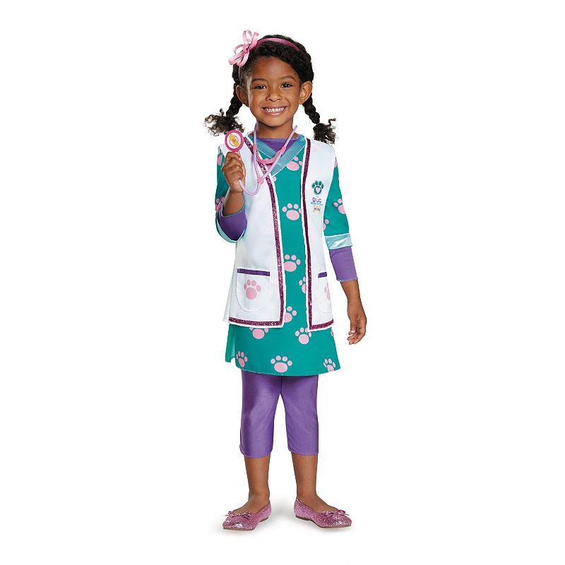 Disney's Doc McStuffins Deluxe Costume - Kids