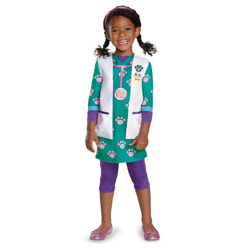 Disney's Doc McStuffins Costume - Toddler