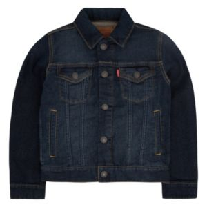 Toddler Boy Levi's Trucker Denim Jacket
