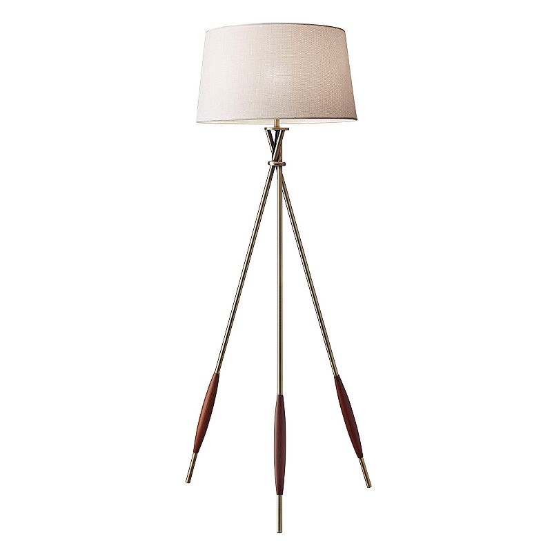 Adesso Columbus Floor Lamp