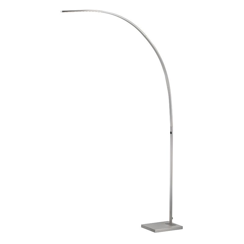 Adesso Sonic Arc Floor Lamp