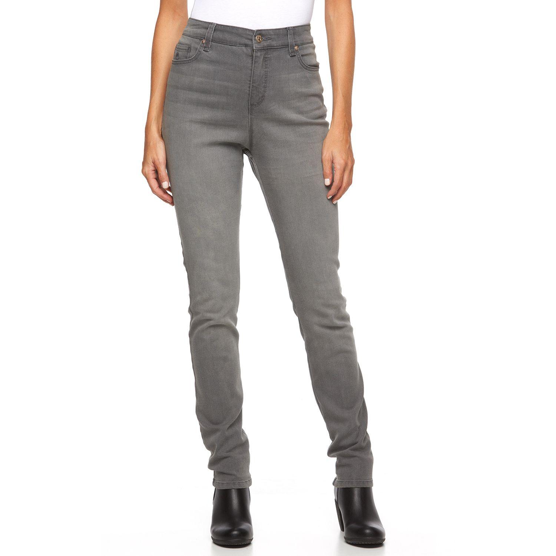 Gloria Vanderbilt Amanda 2.0 Slim Pants - Womens