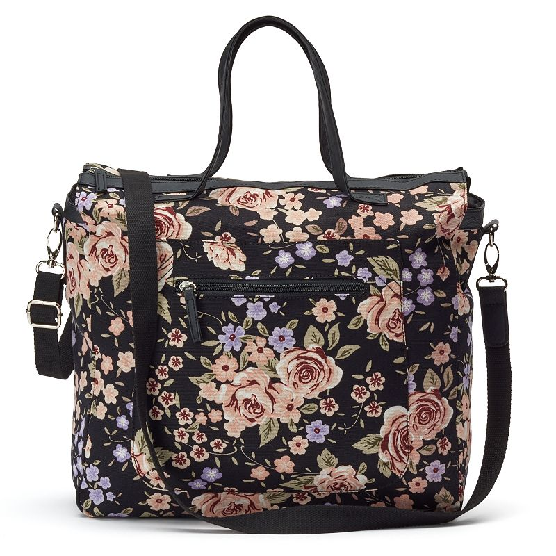 Candie's® Ariana Print Tote