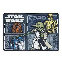 Star Wars Print Game Rug Set - 31'' x 44''